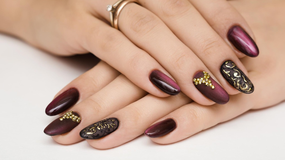 Ready to try shellac nails? Book a nail appointment today!