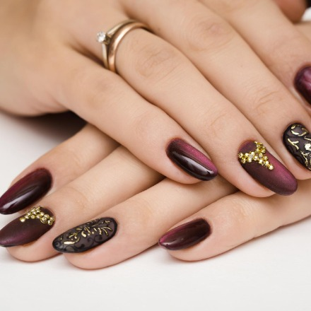 Try Gel Nails today and give your nails that instant length!
